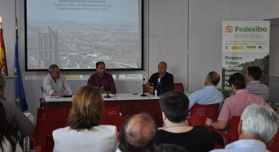 Taller participativo desarrollado en el CID Tierra de Barros-Río Matachel