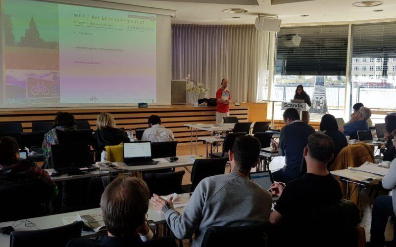 Intervención de Extremadura en el seminario desarrollado en Tromso